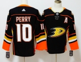 Anaheim Ducks #10 Black NHL Jersey (3)