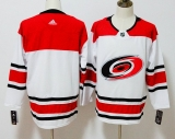 Carolina Hurricanes White Red NHL Jersey (2)