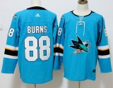 San Jose Sharks #88 Blue NHL Jersey (2)