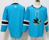 San Jose Sharks Blue NHL Jersey (5)