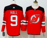 New Jersey Devils #9 Red NHL Jersey (3)