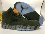 "Air Jordan 5 PRM ""Take Flight"" Men Shoes AAA -SY(35)"