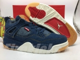 Air Jordan 4 Men Shoes AAA (7)