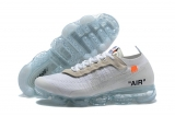 Perfect OFF-WHITE x Nike Air VaporMax Men And Women Shoes -BBW (16)