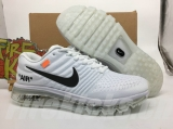 Super max Perfect  OFF-WHITE  x Nike Air Max 2017  Men Shoes(98%Authentic)-JB (33)