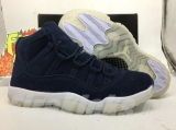 Perfect Air Jordan 11 Jeter Re2pect Men Shoes-SY (4)