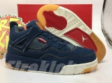 Air Jordan 4 AAA Women Shoes (4)