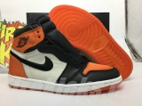 "Authentic Air Jordan 1 Satin ""Shattered Backboard"""