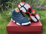 Super Max Perfect Air Jordan 13 x Levis Men Shoes -ZL