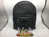 Super Max Perfect LV Josh daimer graphite canvas Backpacks 1+1(2)