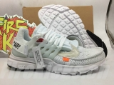 (Final version)Authentic OFF-WHITE x NIKE Air Presto 2.0 -ZL