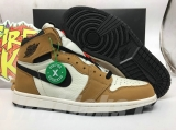 "Authentic Air Jordan 1 ""Rookie of the Year""-ZL"