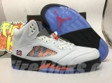 Air Jordan 5 Men Shoes AAA -SY(39)
