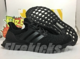 Authentic Adidas Ultra Boost 3.0 Matte Black Men Shoes -LY