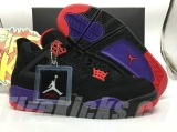 "Authentic Air Jordan 4 ""Raptors"""