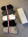 (With Box) A Box of Thom Browne Socks -QQ (1)