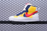 Authentic Sacai Nike Combine Dunk Blazer Men Shoes -JB (1)