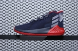 Super Max Perfect Adidas D Rose 9 Men Shoes (Real Boost)-JB (6)