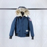 Canada Goose x OVO Down Jacket With Removable Real coyote fur ruff Men-BY (1)
