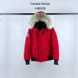 Canada Goose Down Jaket 01 With Removable Real coyote fur ruff Women-BY (7)