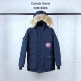 Canada Goose Down Jaket 08 With Removable Real coyote fur ruff Women-XSD (24)