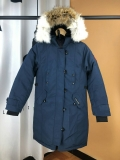 Canada Goose Down Jaket 12 With Removable Real coyote fur ruff Women-BY (26)