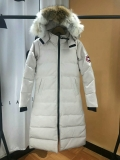 Canada Goose Down Jaket 22 With Removable Real coyote fur ruff Women-BY (37)
