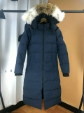 Canada Goose Down Jaket 22 With Removable Real coyote fur ruff Women-BY (38)