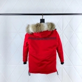 Canada Goose Down Jaket 150th anniversary With Removable Real coyote fur ruff Women-PJN (71)