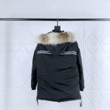 Canada Goose Down Jaket 150th anniversary With Removable Real coyote fur ruff Women-PJN (73)