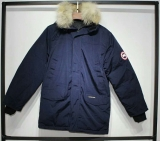 Canada Goose Down Jacket 13 With Removable Real coyote fur ruff Women-BY (72)