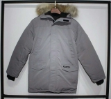 Canada Goose Down Jacket 13 With Removable Real coyote fur ruff Women-BY (73)
