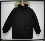Canada Goose Down Jacket 13 With Removable Real coyote fur ruff Women-BY (74)