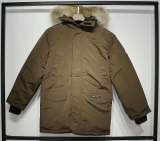 Canada Goose Down Jacket 13 With Removable Real coyote fur ruff Women-BY (75)