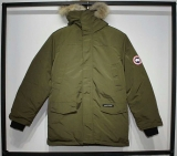 Canada Goose Down Jacket 13 With Removable Real coyote fur ruff Women-BY (76)