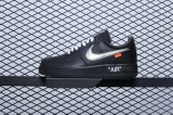 OFF WHE ITx MoMa x Virgil x Nike Super Max Perfect Air Force 1 07 Men And Women Shoes (98%Authentic)-JB (151)