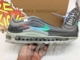Authentic Nike Air Max 97 x OFF-WHITE Men And Women Shoes-dong (3)