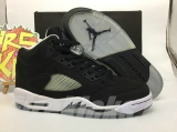 "Super Max Perfect Air Jordan 5 Women ""Oreo"""