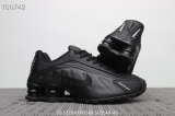 Nike Air Max SHOX R4 AAA Men Shoes -BBW (41)