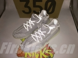 "Super max Perfect Adidas Yeezy 350 Boost V2 ""Static"" Men And Women Shoes-LYTS"