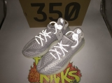 "(PK Quality)Authentic Adidas Yeezy 350 Boost V2 ""Static"" EF2905 Men And Women Shoes -ZL"
