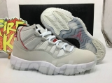 "Super Max Perfect Air Jordan 11 ""Platinum Tint"" Men Shoes - SY"