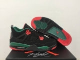 "Air Jordan 4""Black Pizzeria"" Men Shoes  AAA-SY (24)"