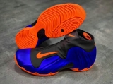 "Authentic Nike Air Flightposite ""Knicks"" Men Shoes -ZL (37)"