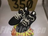 "Super Max Perfect Adidas Yeezy Boost 350 V2 ""Black""Men And Women Shoes (98%Authentic) -ZL"
