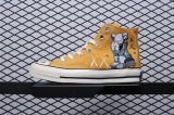 "Companion x Converse Super Max Perfect Chuck Taylor All Star 1970 Hi""Passing Though Grey""Men And Women Shoes-JB (115)"
