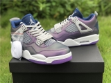 "Super Max Perfect Air Jordan 4 ""Monsoon Blue""  Women Shoes-ZL"