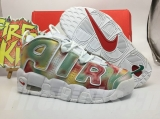 Super Max Perfect Nike Air More Uptempo Men And Women Shoes(98%Authentic)-JB (39)
