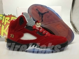Air Jordan 5 AAA  Men Shoes  -SY (46)