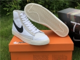 "Slam Jam x  Authentic Nike Blazer Mid ""Class 1977"" Men Shoes -ZL"